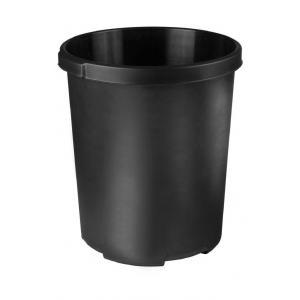 Kôš na separovaný odpad čierny 50 l