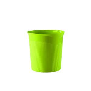 Kôš plastový HAN LOOP 13l zelená