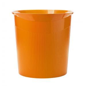 Kôš plastový HAN LOOP 13l oranžová