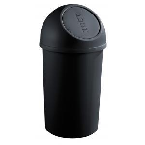 Kôš Helit z polypropylénu 45 l čierny
