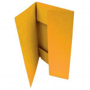 OM 253 s 3 chlopňami prešpán žltý