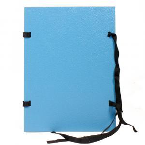 Spisové dosky A4 HIT OFFICE modré