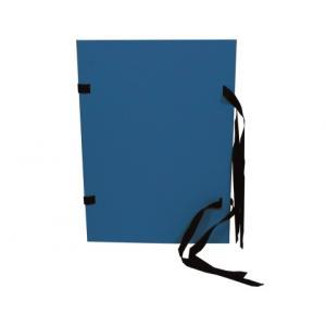 Spisové dosky prešpánové A4 HIT OFFICE modré