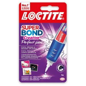 Sekundové lepidlo Loctite Perfect Pen gel 3 g