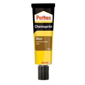 Lepidlo Pattex Chemoprén Obuv 50ml