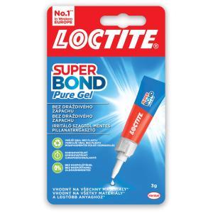 Sekundové lepidlo Loctite Super Attak Power Easy Gel 3g
