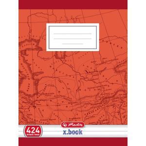 Zošit 424 A4 20 listov linajkový