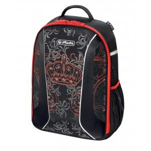 Školský ruksak be.bag airgo Kráľovský vzor