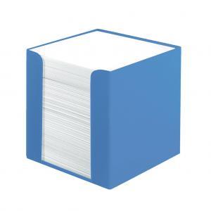 Blok kocka 9x9x9 cm  700 listov Color Blocking baltická modrá