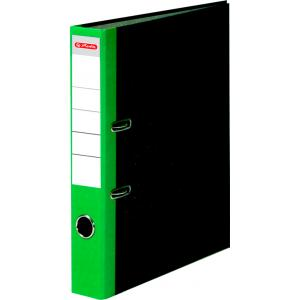 Zakladač pákový Herlitz Mramor 5cm zelený