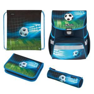 Školská taška Herlitz Loop Futbal sada