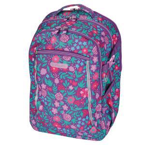 Školský batoh Herlitz Ultimate Kvety