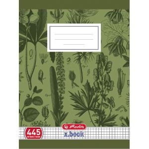 Zošit 445 A4 40 listov štvorčekový