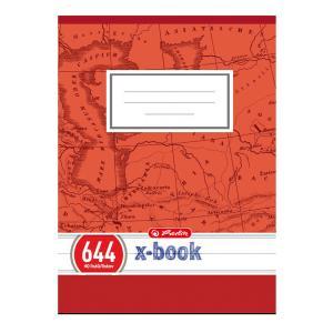 Zošit 644 A6 40 listov linajkový