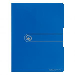 Katalógová kniha A3 20 mäkká Herlitz Easy Orga modrá