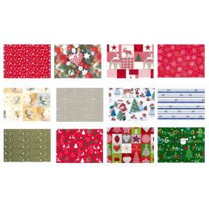 Baliaci papier vianočný mix motívov 70cmx2m
