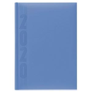 Diár Cheftimer A5 1D/1st svetlo modrý 2020