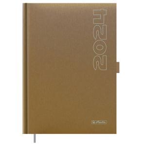 Diár Cheftimer A5 1D/1st fialový 2022