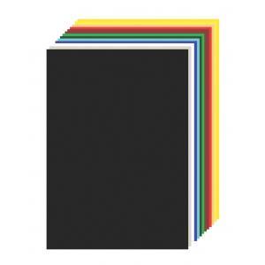 Farebný výkres Herlitz 50x70cm 10 hárkov 300g biely
