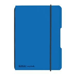 Zošit my.book Flex modrý A6 40 listov štvorčekový PP