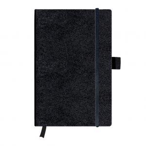 Zápisník Herlitz A5 linajkový čierny