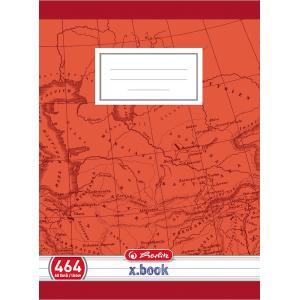 Zošit 464 A4 60 listov linajkový