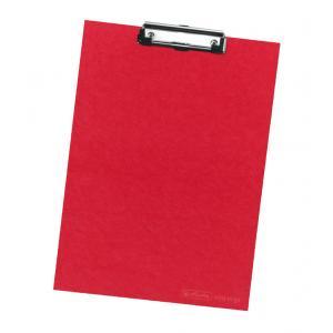Písacia podložka A4 Herlitz červená kartónová