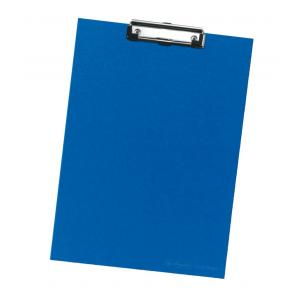 Písacia podložka A4 Herlitz modrá kartónová