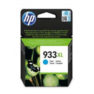 Atrament HP CN054AE azúrová 933XL