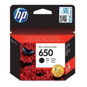 Atramentová kazeta HP CZ101AE No.650 čierna