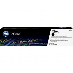 Toner HP CE310A black HP 126 pre LaserJet Pro CP1025/nw
