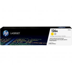 Toner HP CE312A yellow  HP 126 pre LaserJet Pro CP1025/nw