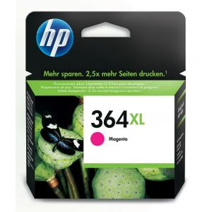 Atrament HP CB324EE 364 magenta XL