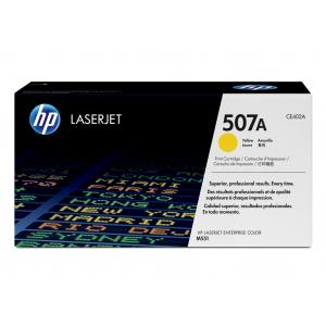 Toner HP CE402A yellow  507A LJ Enterprise500 Color M551