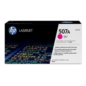 Toner HP CE403A magenta 507A LJ Enterprise500 Color M551
