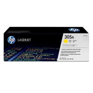 Toner HP CE412A yellow 305A CLJ M351/451/375/475