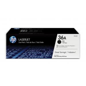 Toner HP CB436AD dual pack LaserJet P1505