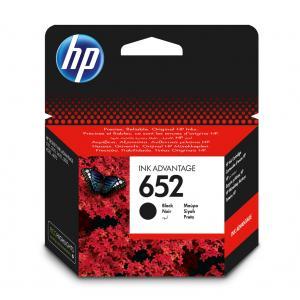 Atramentová náplň HP F6V25AE HP 652 pre DeskJet Ink Advantage 1115/2135/3635/3775 black (360 str.)