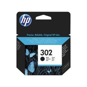 Atramentová náplň HP F6U66AE HP 302 pre DeskJet 2130/3639/4650 black (190 str.)