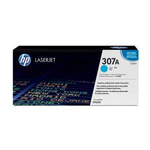 Toner HP CE741A cyan LaserJet CP5220
