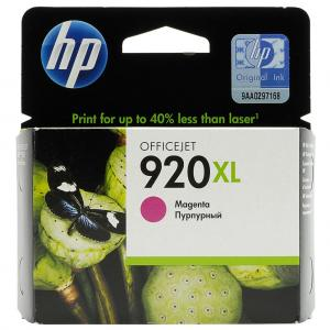 Atrament HP CD973AE purpurová HP920XL