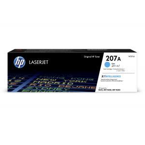Toner HP W2211A HP 207A pre Color LaserJet Pro M255/MFP M282/ M283 cyan (1.250 str.)
