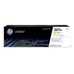 Toner HP W2212A HP 207A pre Color LaserJet Pro M255/MFP M282/ M283 yellow (1.250 str.)