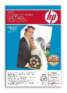 Papier HP Q8027A, 10x15/25 Premium Plus glossy 280g