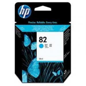 Atrament HP #82 (28ml) CH566A azúrový