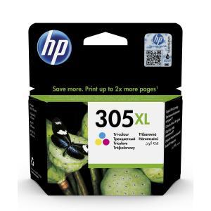 Atramentová náplň HP 3YM63AE HP 305XL pre DeskJet 2320/2720/Plus 4120 color XL (200 str.)