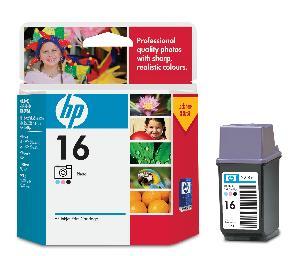Atrament HP C1816A 22,8ml fot