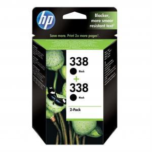 Atrament HP CB331EE 2xC8765EE #338