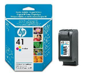 Atrament HP 51641A, 39ml far.