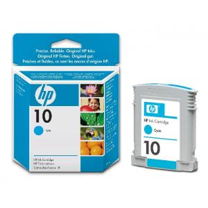 Atrament HP C4841AE cyan  #10